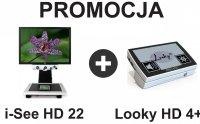 i-See HD 22 i Looky HD 4+