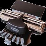 Brajlowskie maszyny do pisania