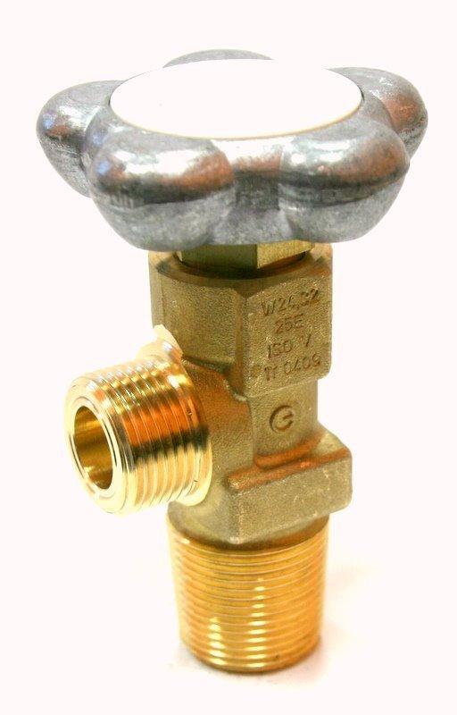 Zawór Azot 25E (duży czop) W24,32 200 bar GCE