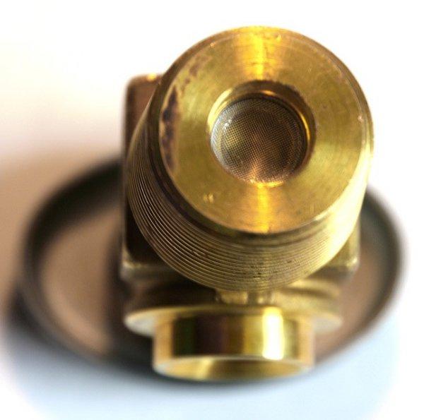 Zawór Acetylen duży czop W31.3 PERGOLA najwyższa jakość