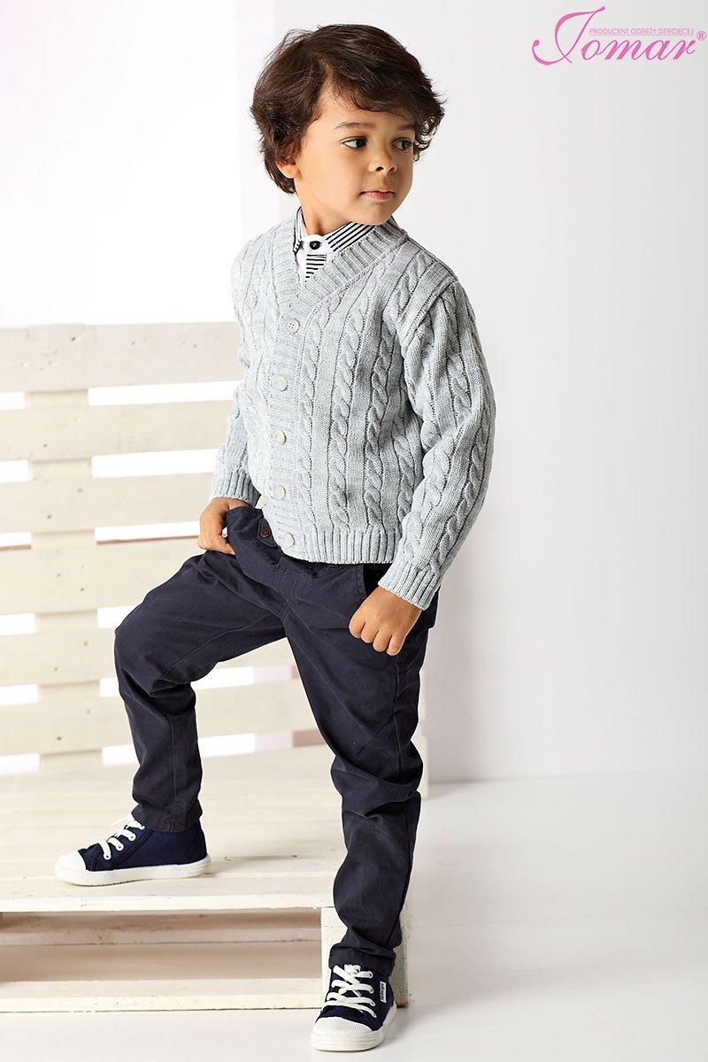 Sweterek chłopięcy 237