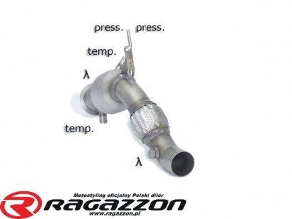 Katalizator / filtr DPF RAGAZZON EVO LINE