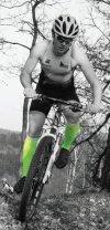 ROYAL BAY Neon - sportowe skarpety kompresyjne
