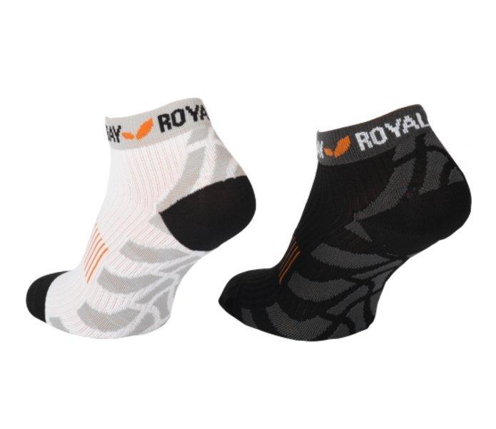 ROYAL BAY Classic - sportowe skarpetki kompresyjne