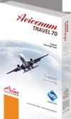 ARIES Podkolanówki profilaktyczne Avicenum 70 Travel (podróżne) 10 - 17 mmHg