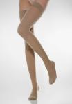 RELAXSAN Medyczne przeciwżylakowe pończochy samonośne uniwersalne damsko-męskie DOT 280 DEN (22-27 mmHg)