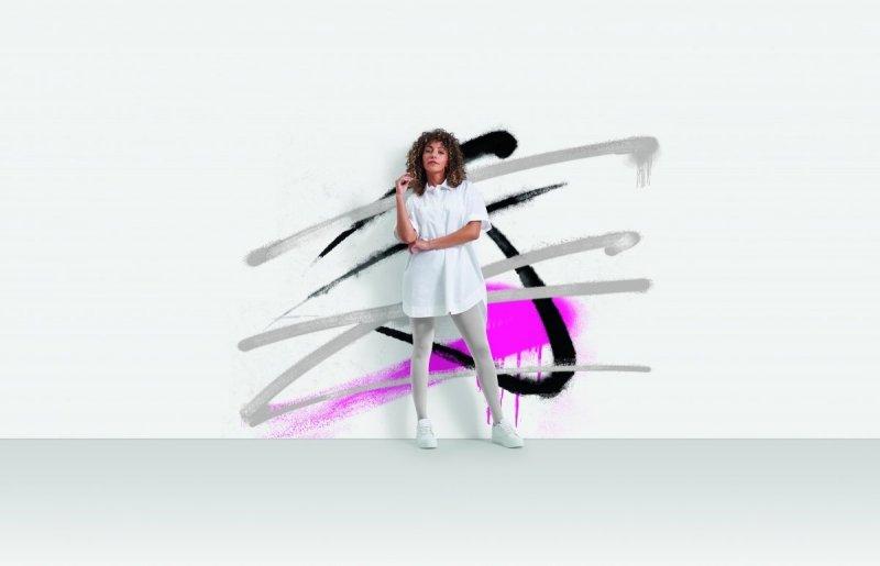 Sigvaris Rajstopy przeciwżylakowe I klasy ucisku MAGIC - kolory specjalne Style SEMITRANSPARENT