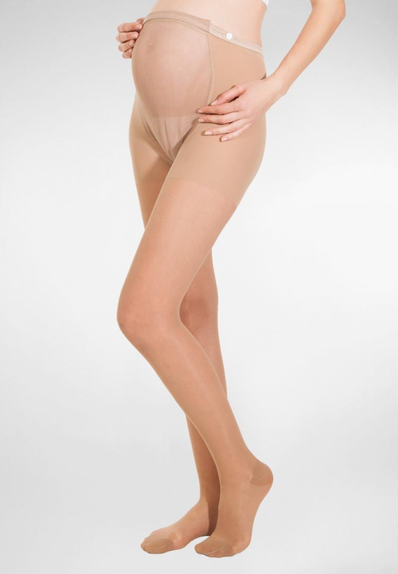 RELAXSAN Rajstopy ciążowe przeciwżylakowe 70 den (12-17 mmHg)
