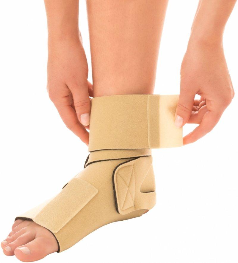 Circaid® juxtafit® premium cześć na stopę, piętę i kostkę Medi