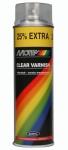 MOTIP lakier akrylowy bezbarwny klar spray 500 ml