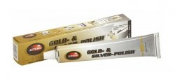 AUTOSOL pasta polerska do złota srebra gold silver polish 75 ml