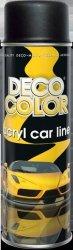 Lakier akryl akrylowy czarny mat spray 500 ml