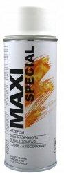 Maxi farba żaroodporny wysokotemp spray emalia biała 400ml
