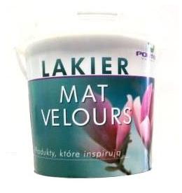 Lakier ochronny bezbarwny do ścian akryl 2,5L MAT