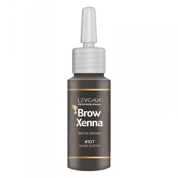 Henna do brwi Brow Henna (Xenna) wybierz kolor.