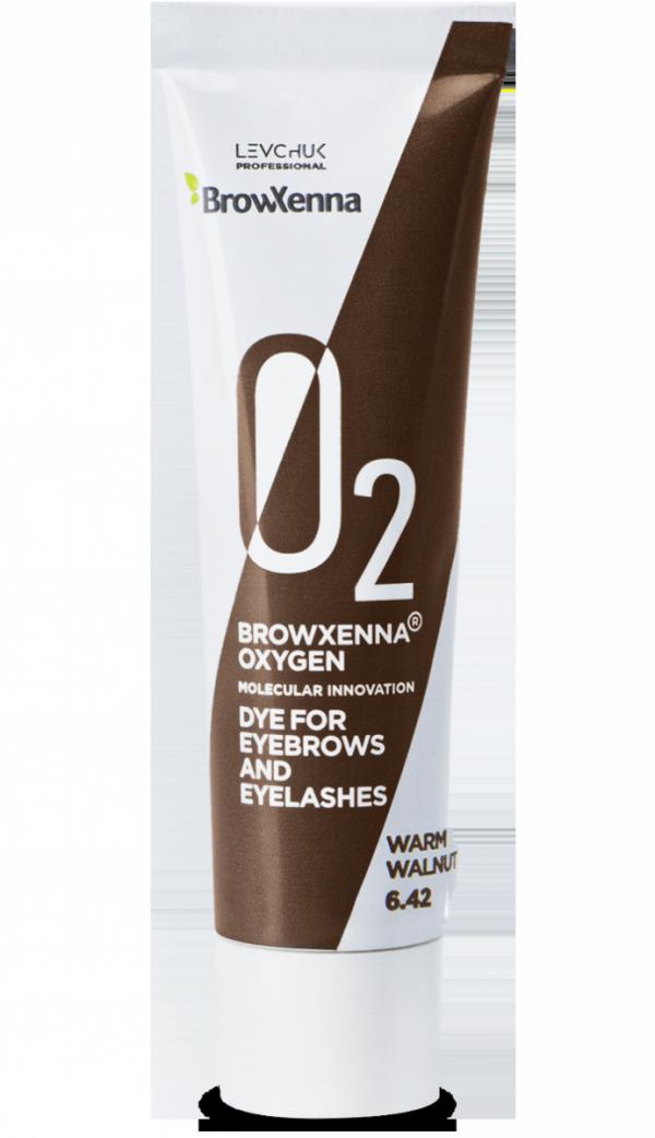 Farba do brwi i rzęs BrowXenna Oxygen O2