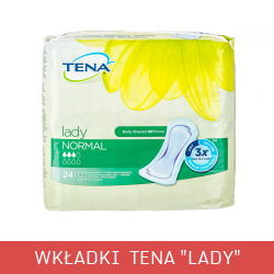 Wkładki dla kobiet - TENA Lady