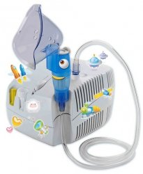 Med2000 CX Aerokid - szybki inhalator dla dziecka