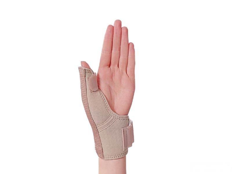 Orteza kciuka z aluminiową  szyną (SP-208)