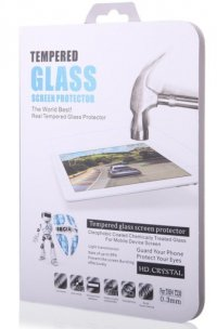 TEMPERED GLASS iPAD2/3/4