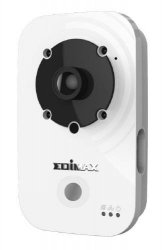 Edimax 720p Wireless H.264 IR IP Camera, PIR sensor, 2-way audio, Night view
