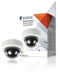 König dummy outdoor dome camera