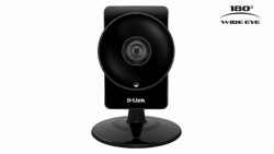 D-Link HD 180° Panoramic Camera, Wireless AC