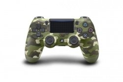 PS4 Kontroler Dualshock 4 GREEN CAMMO v2