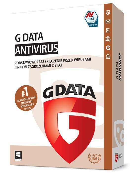 AntiVirus 3PC 2 Lata Box