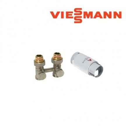 Zestaw Przyłączeniowy Prosty Viessmann V Komfort do Grzejników VK