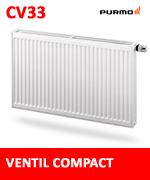CV33 Ventil Compact