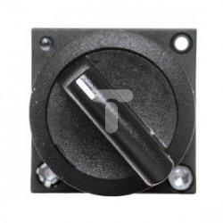 Napęd przełącznika 3 położeniowy czarny bez samopowrotu 3SB3000-2DA11