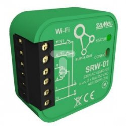 SUPLA Sterownik rolet WI-FI SRW-01 SPL10000004