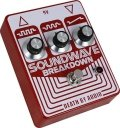 Death by Audio Soundwave Breakdown - Fuzz