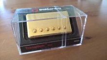 DiMarzio Transition Neck DP254 GOLD