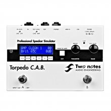 Two Notes Torpedo CAB