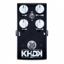 KHDH No. 1 Overdrive