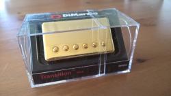DiMarzio Transition Neck DP254 GOLD