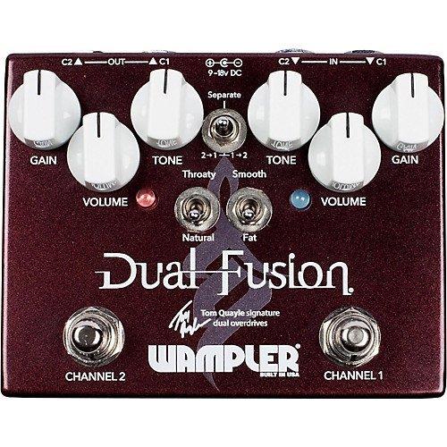 Wampler Dual Fusion Tom Quayle