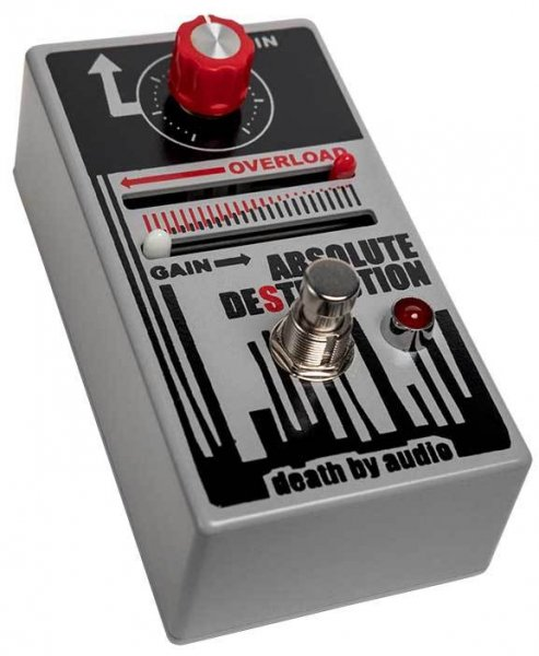 Death by Audio Absolute Destruction - Fuzz