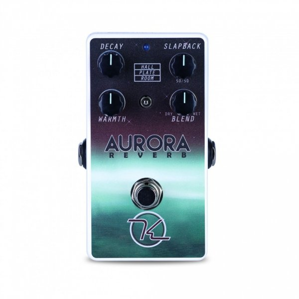Keeley Aurora Digital Reverb