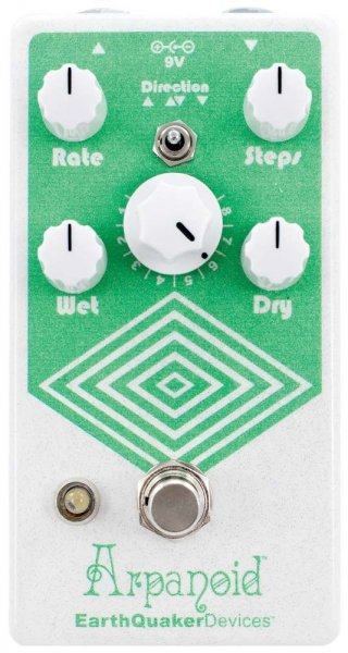EarthQuaker Devices Arpanoid Polifoniczny Arpeggiator