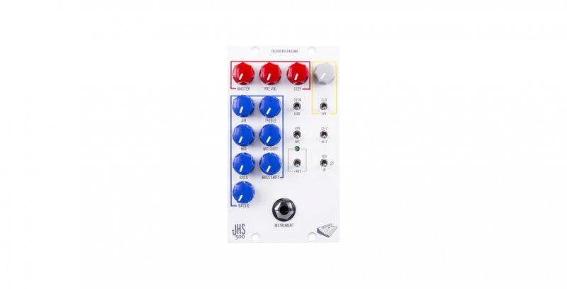 JHS Colour Box 500 - 500 Series Preamp / Fuzz Module