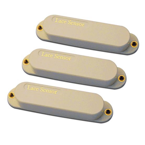 Lace Sensor GOLD 3 Pack Creme
