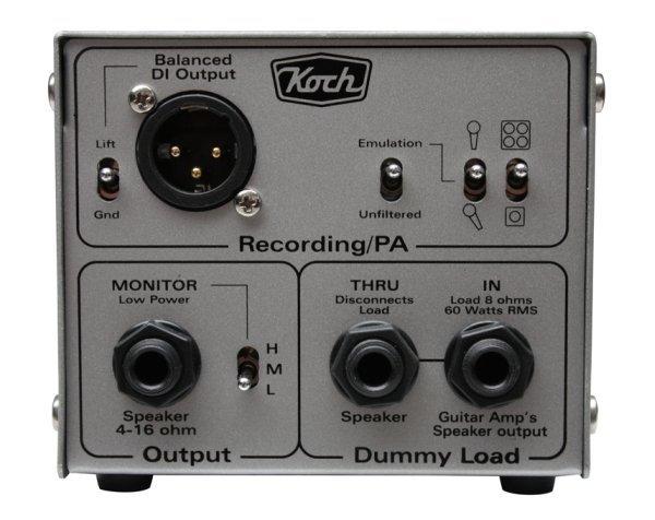 Koch Dummybox Studio/PA