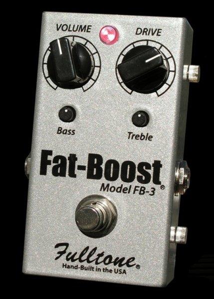 Fulltone Fat-Boost 3 NOWOŚĆ!!!