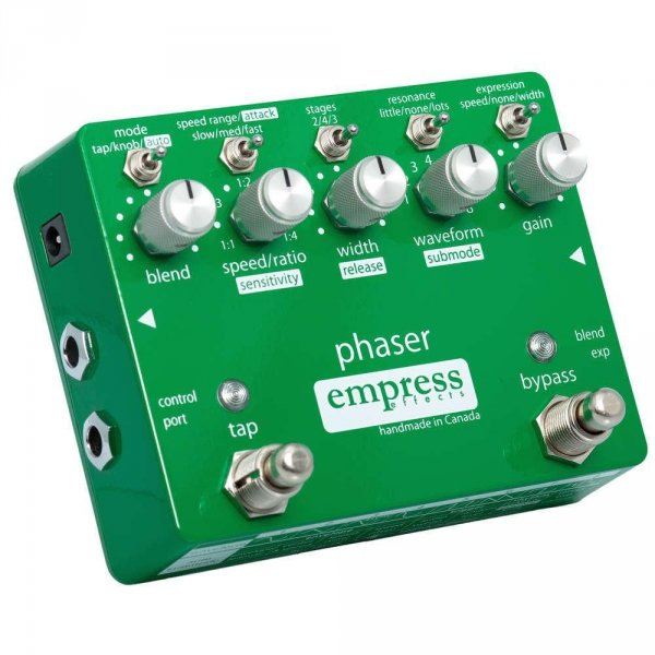 Empress Effects Phaser