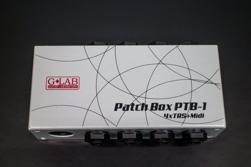 G LAB Patch Box PTB-1