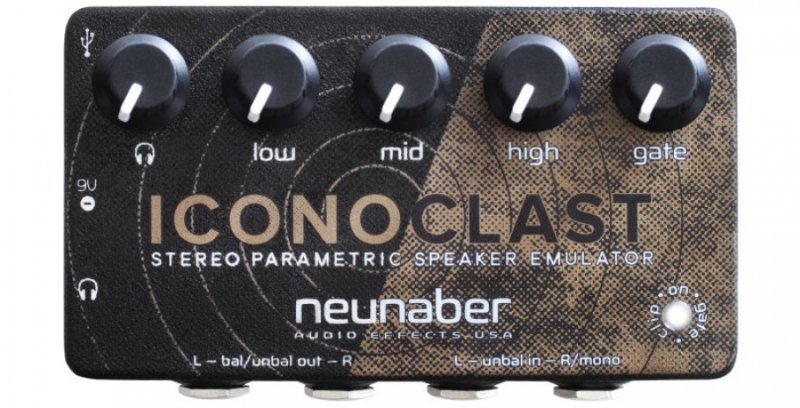 Neunaber Iconoclast Speaker Sim