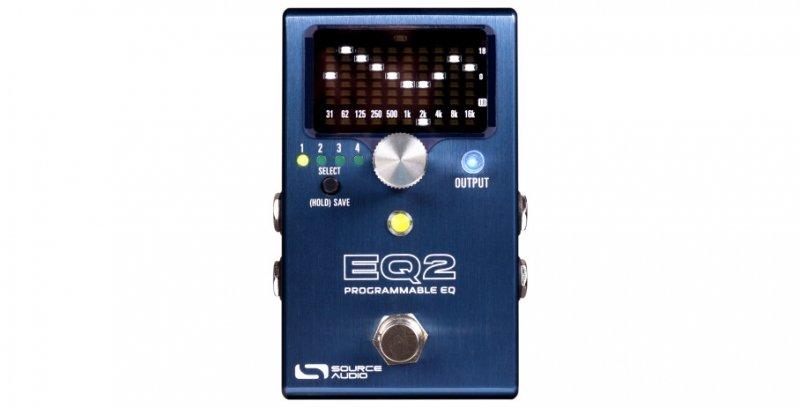 Source Audio SA 270 EQ 2 Programmable Equalizer